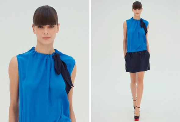 Виктория Бекхэм создала линию молодежной одежды - Фото №7