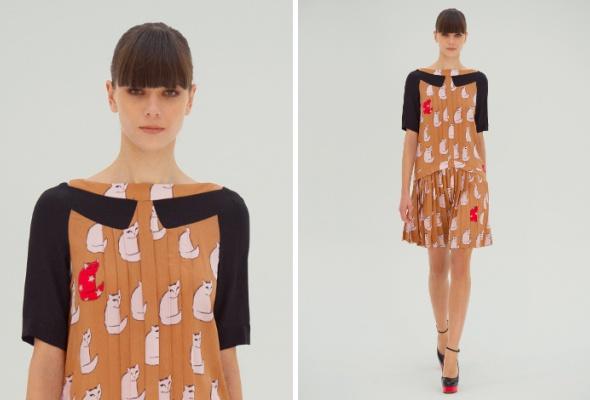 Виктория Бекхэм создала линию молодежной одежды - Фото №9