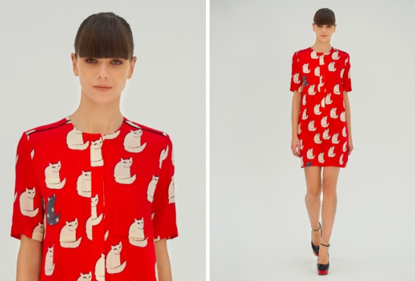 Виктория Бекхэм создала линию молодежной одежды - Фото №10