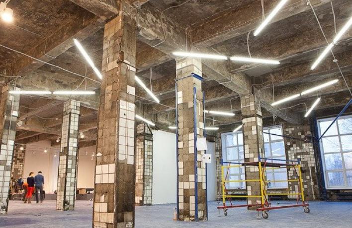 Новый коворкинг-центр «Зона действия»