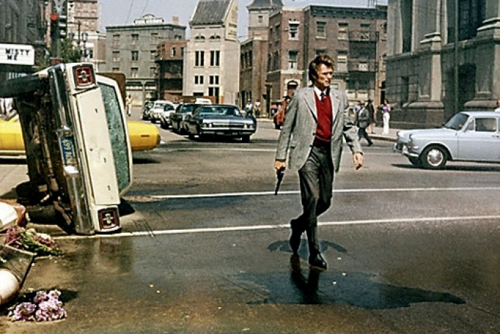 Клинт Иствуд— актер ирежиссер
