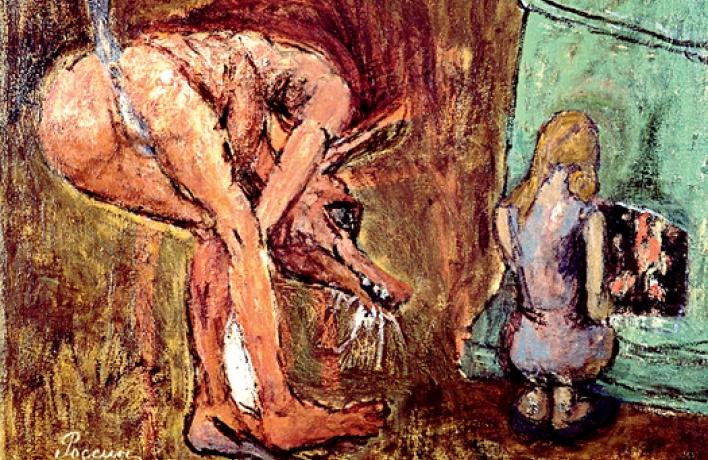 Выставки Соломона Россина