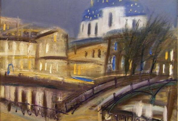"""Андрей Ветрогонский """"Поворот"""" - Фото №1"""