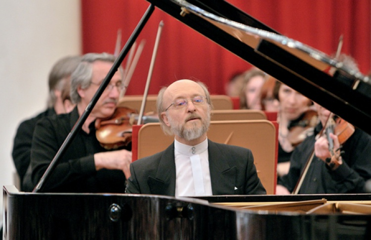 Концерт Алексея Любимова