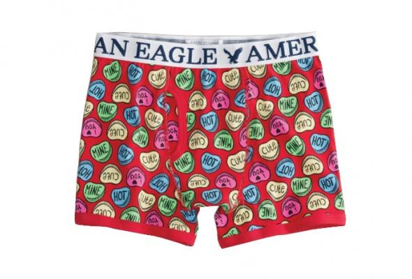 American Eagle Outfitters выпустили веселые мужские трусы - Фото №1