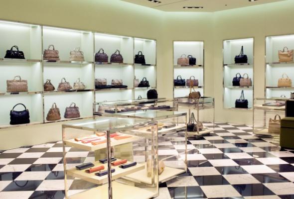 Бутик Prada открылся в«Крокус Сити Молле» - Фото №1