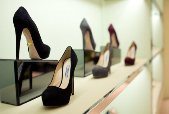 Бутик Prada открылся в«Крокус Сити Молле» - Фото №0