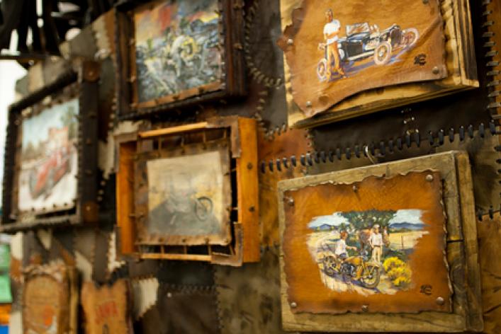 Oldtimer-галерея