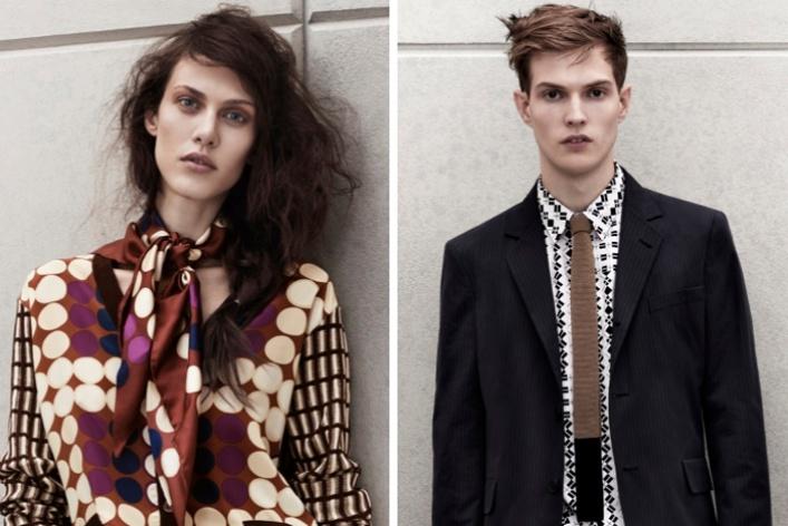 Коллекция Marni для H&Mпоявилась вмагазинах