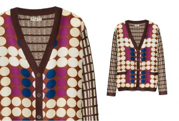 Коллекция Marni для H&Mпоявилась вмагазинах - Фото №8