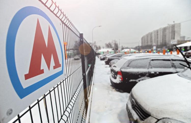 Метрополитен открывает новые парковки