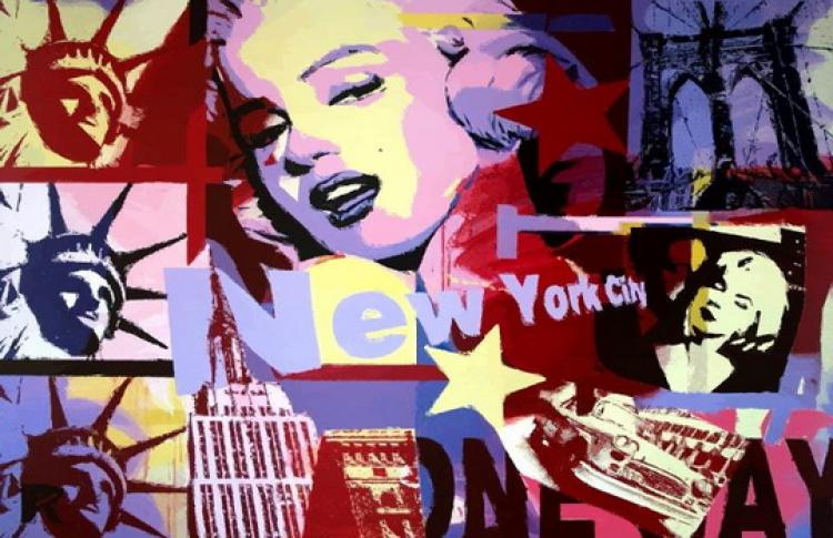 American Dream. Искусство 1960-х
