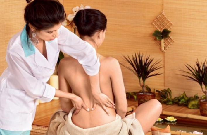«Slim-массаж по-тайски» против лишнего веса