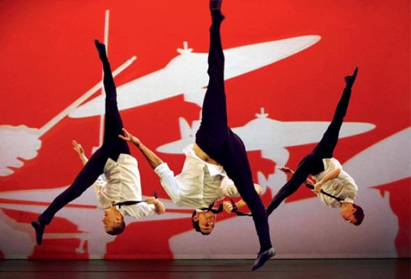 Лучшие балетные спектакли весны илета - Фото №1