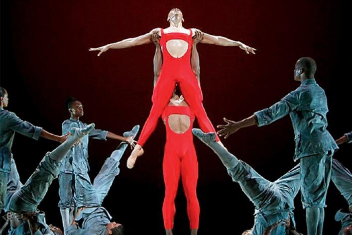 Лучшие балетные спектакли весны илета
