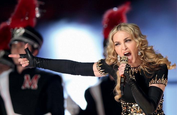 Билеты наавгустовский концерт Мадонны уже впродаже