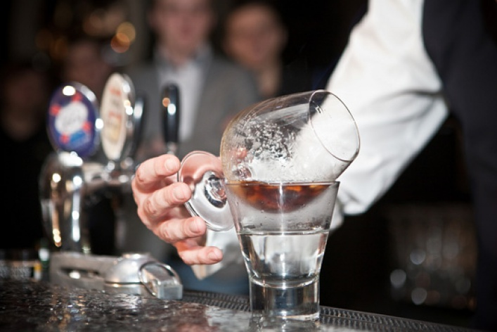 Напитки для истинных джентльменов. Мастер-класс