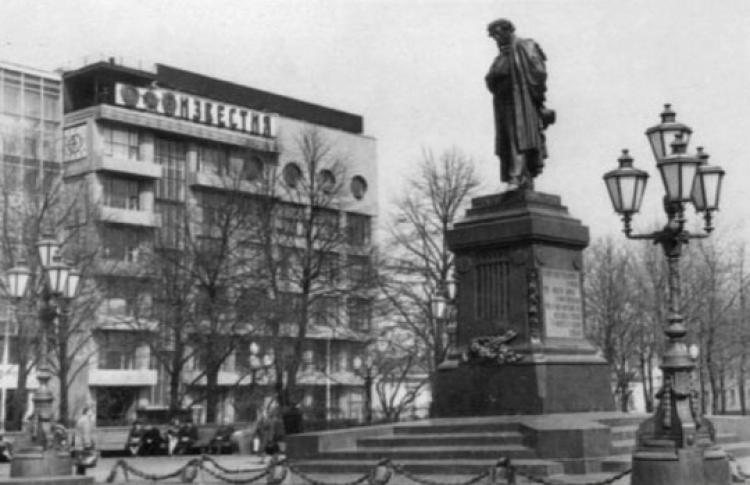 Московские дореволюционные памятники и триумфальные арки