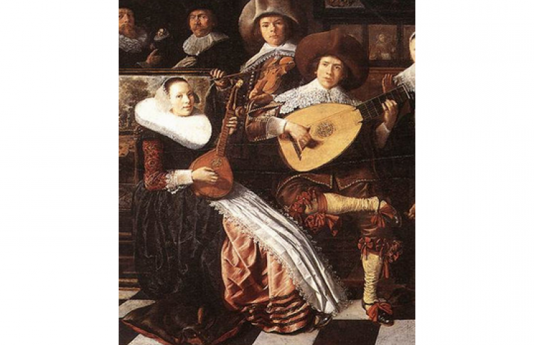 Мода и костюм XVII века