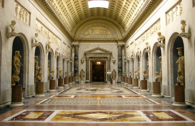 Музеи мира: Ватикан