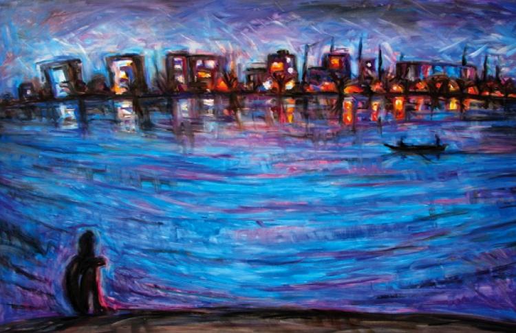 Никита Гарец «Город кругами»