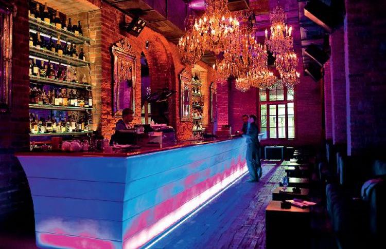 Harper'sBazaar Bar