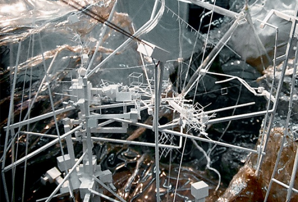 Выставка номинантов Премии Сергея Курехина - Фото №4