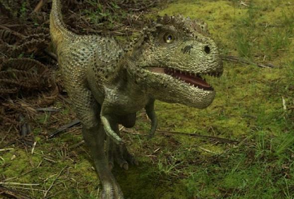 Тарбозавр 3D - Фото №0