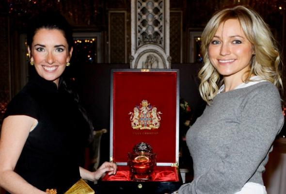 ВМоскву привезли самый дорогой флакон вистории парфюмерии - Фото №6