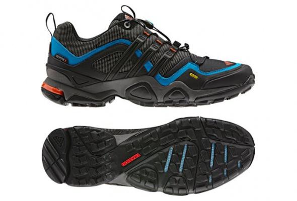 Adidas выпустил кроссовки для горных восхождений - Фото №0