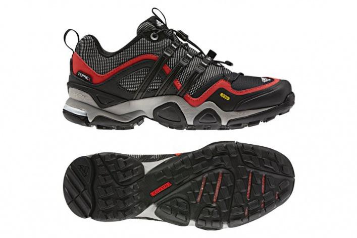 Adidas выпустил кроссовки для горных восхождений