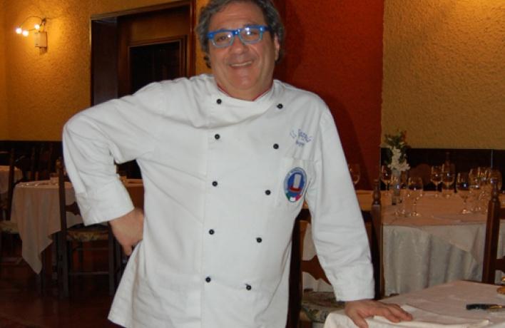 ВItaly гастроли мастера ризотто Beppe Sardi