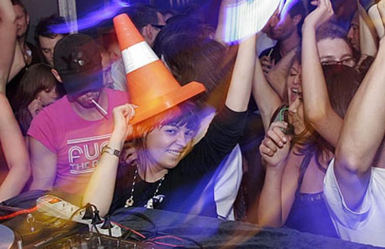 Mix Club Birthday