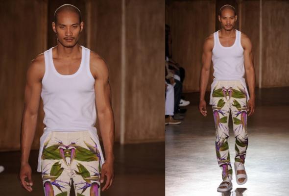Новая мужская коллекция Givenchy появилась вЦУМе - Фото №2