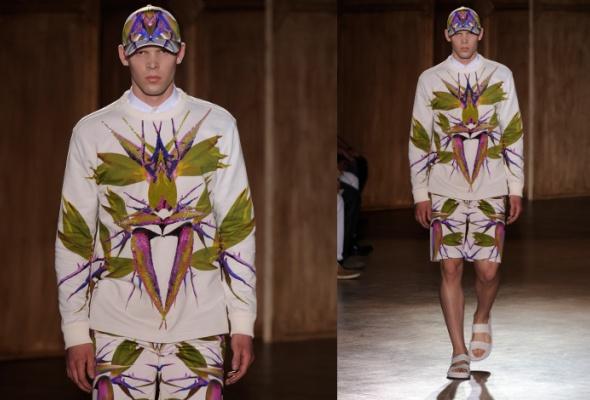 Новая мужская коллекция Givenchy появилась вЦУМе - Фото №3