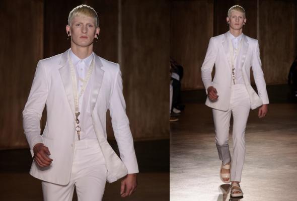 Новая мужская коллекция Givenchy появилась вЦУМе - Фото №4