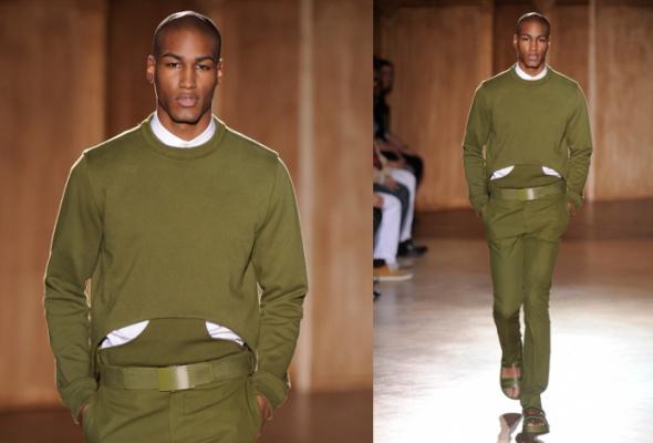 Новая мужская коллекция Givenchy появилась вЦУМе - Фото №5