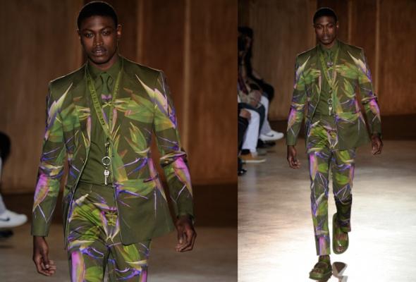 Новая мужская коллекция Givenchy появилась вЦУМе - Фото №1