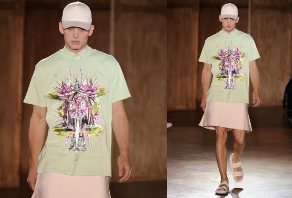 Новая мужская коллекция Givenchy появилась вЦУМе - Фото №6