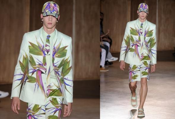 Новая мужская коллекция Givenchy появилась вЦУМе - Фото №0