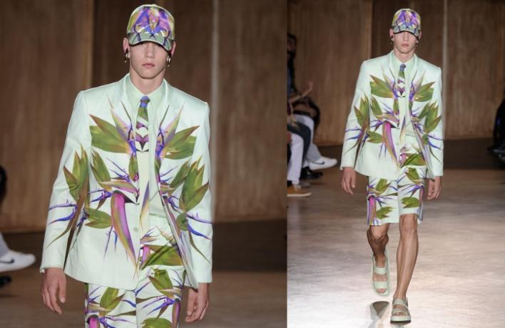 Новая мужская коллекция Givenchy появилась вЦУМе