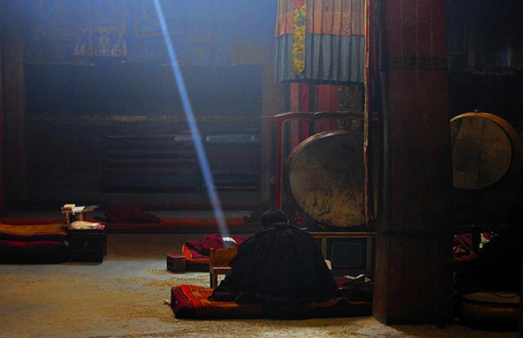 Философия тибетского буддизма
