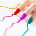 7весенних лаков для ногтей