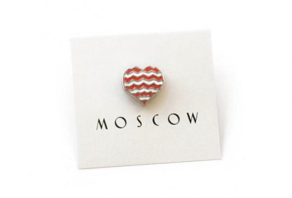 Вмагазинах появились сувениры для туристов Heart ofMoscow - Фото №3