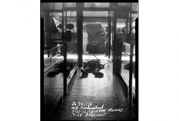 Искусство архива. Изкриминального архива полиции Лос-Анджелеса - Фото №1