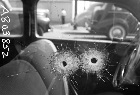 Искусство архива. Изкриминального архива полиции Лос-Анджелеса - Фото №0