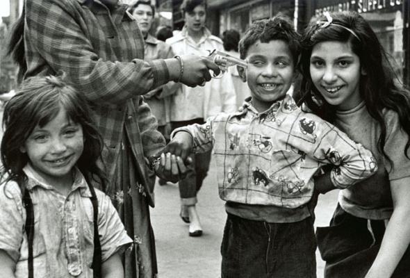 Уильям Кляйн «Нью-Йорк. 1955» - Фото №3