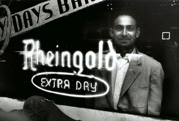 Уильям Кляйн «Нью-Йорк. 1955» - Фото №5