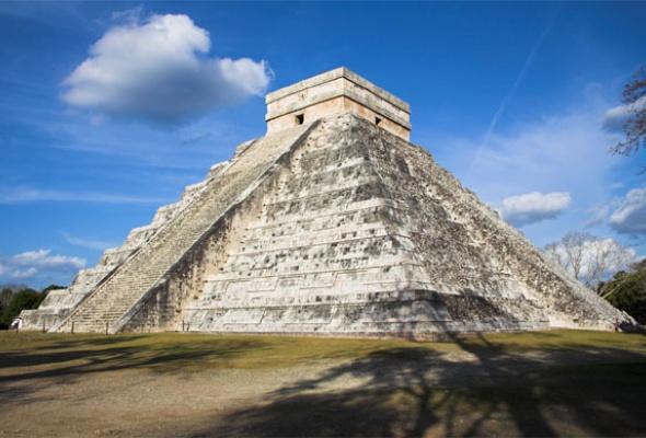 Полуостров Юкатан— территория майя - Фото №1