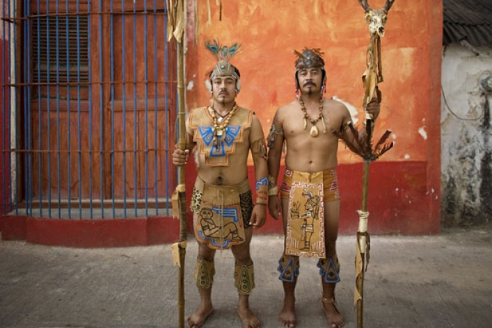 Полуостров Юкатан— территория майя